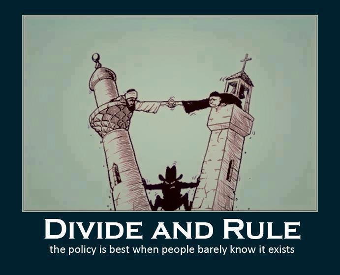 divide-and-rule