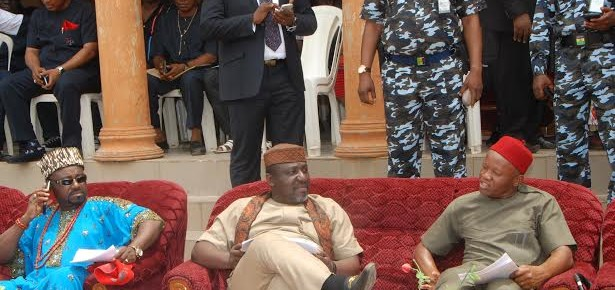 I must keep my convenant with Oguta and Ohaji/Egbema people - says Gov Okorocha