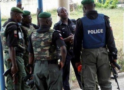 Underground kidnappers den discovered in Imo.