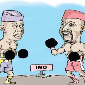 APPEAL COURT VICTORY: IMSG congratulates Ihedioha's legal team on effort.
