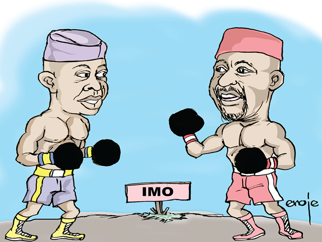 IHEDIOHA OKOROCHA CARTOON