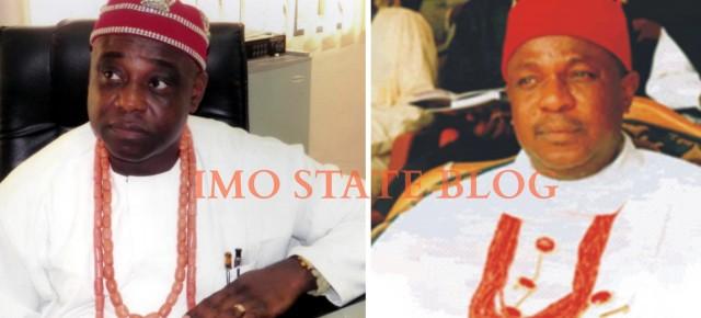 ROYAL WAR: Stop insulting Imo State Government -  Ohiri tells Ilomuanya