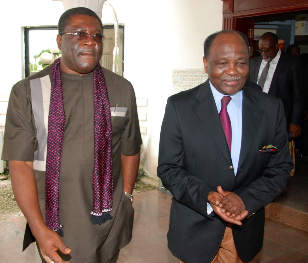 gowon madumere