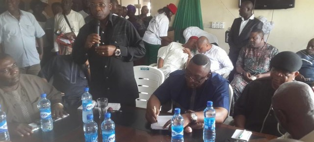2015: Ohakim formally joins Imo Guber race for Douglas house.