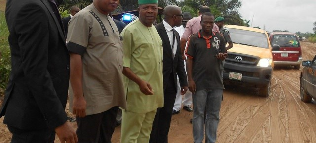 The Ihedioha agenda: Integrated Infrastructural development in Imo State.