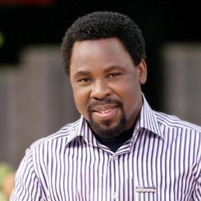 Condolences, Prophet T.B Joshua - By: Onwuasoanya FCC Jones