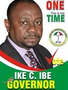 Governorship aspirant, Ike C. Ibe writes on why he wants to govern Imo.