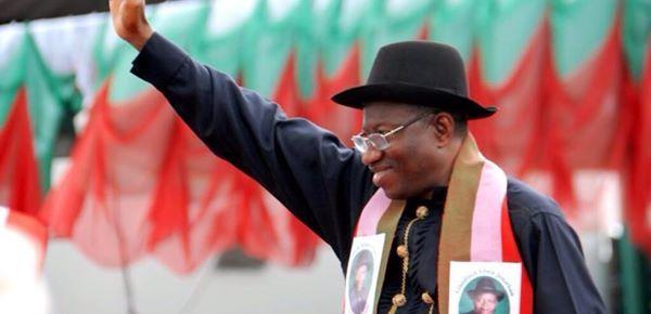 2015: Copy of President Jonathan's speech at the public declaration event