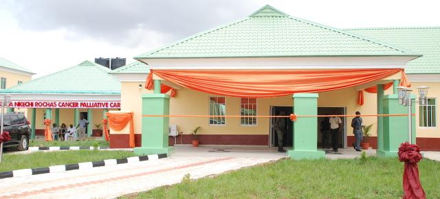 PHOTOS:  Imo Foundation Complex & Cancer Palliative Care Centre