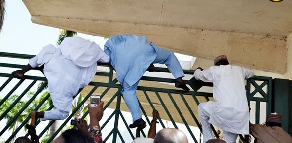 APC Governors forum react to recent National assembly show of shame.