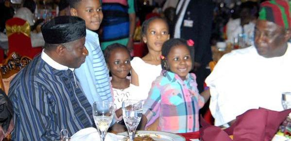 Jonathan spends Valentine's day with widows and children of fallen soldiers.