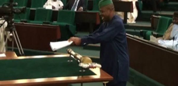 House in Landmark Reforms to Make Education, Healthcare Free as Ihedioha presents report on amended constitution