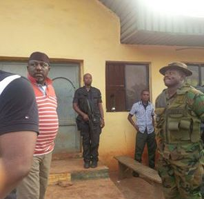 DSS, Army clampdown on voters in Gov.Okorocha's Village?