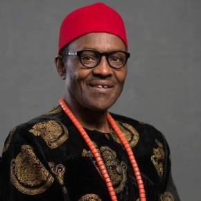 Buhari visits Imo state to thank voters for their support.