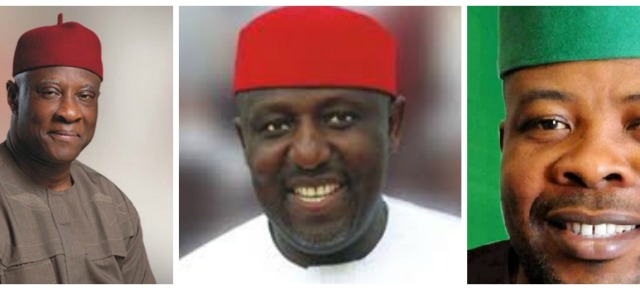 IMO 2015: Who is your preferred governorship candidate?