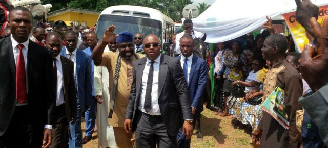 PHOTOS: Okorocha joins other dignitaries to pay last respect to late Sen.Uche Chukwumerije