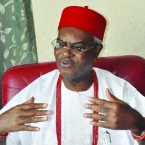 Obi of Onitsha and call for igbos to invest in their homeland.
