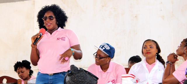 PHOTOS: Owerri Girls Secondary school Alumni hold Breast Cancer Awareness event.