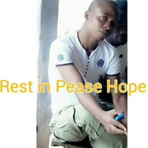 COMMUNITY NEWS: Youth Corper stabbed to death in Aboh Mbaise LGA (Graphic)