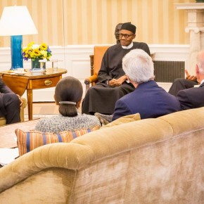 Buhari's visit to Pres Barack Obama was momumental- Okorocha