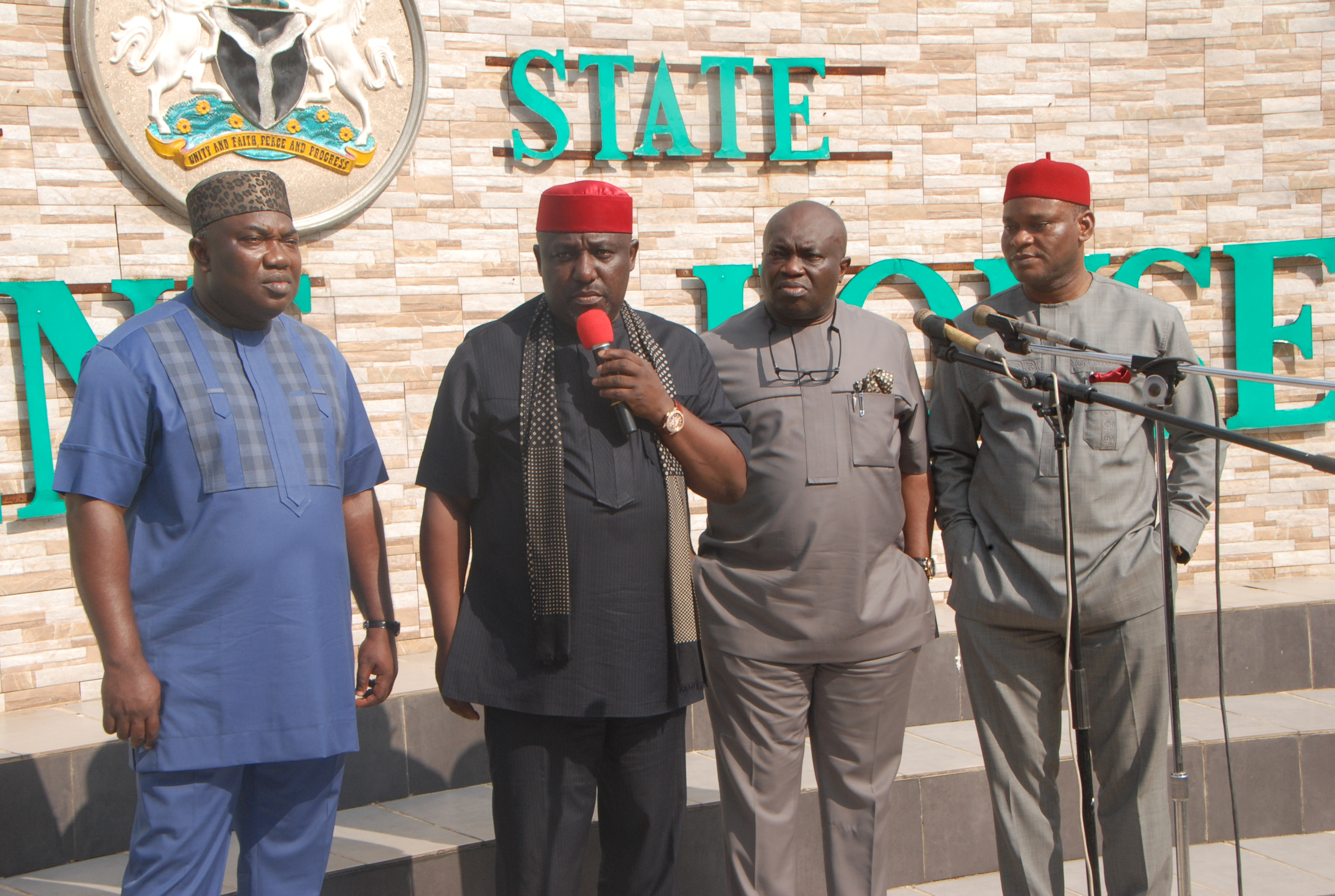'Remain Where You Are, No Need to Panic' – Southeast Governors