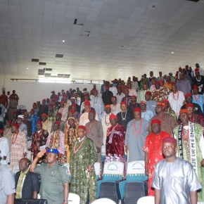 40 EZES DIRECTED TO WITHDRAW THEIR SUIT AGAINST GOV.OKOROCHA