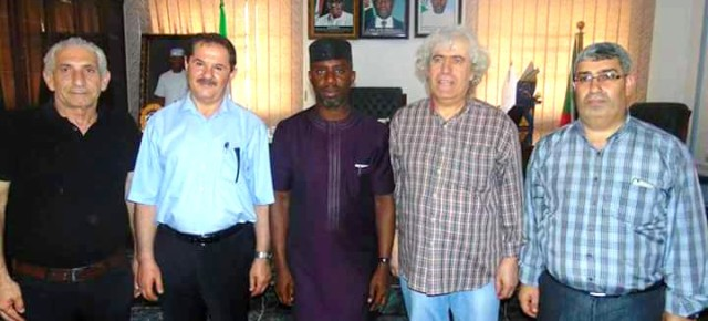 Turkish investors begin talks with Imo State Government.