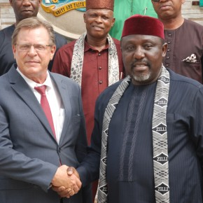 Gov.Okorocha demands for list of Imo citizens serving jail terms in U.S. Prisons.