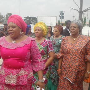 PHOTOS: Wives of Southern Governors kick off summit in Owerri.