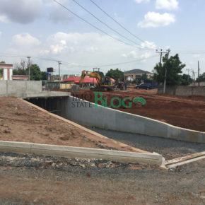 PHOTO REPORT: The tunnel at Port Harcourt rd, Owerri.
