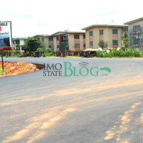 REPORT: Newly rehabilitated Works road, Owerri  (VIDEO)