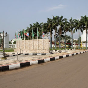 BEFORE & NOW:  Imo Government House, Owerri in pictures.