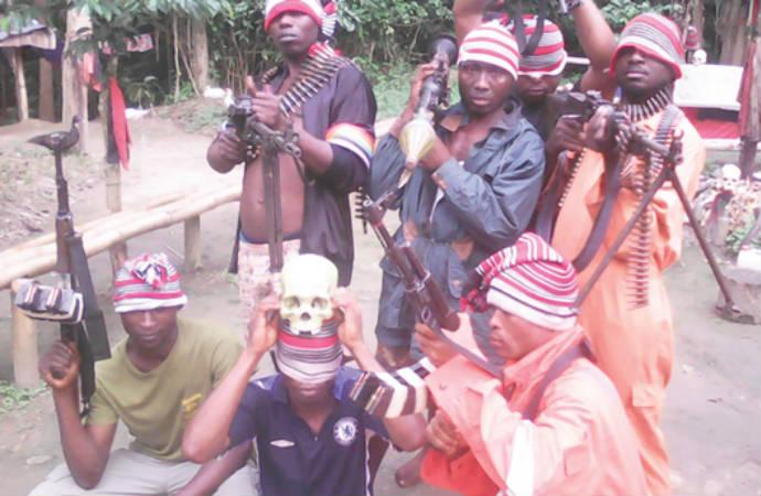 Niger-Delta-Red-Squad-Militants