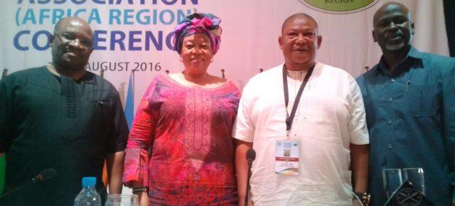 Imo Speaker emerges President, Commonwealth Parliamentary Association (Africa Region)