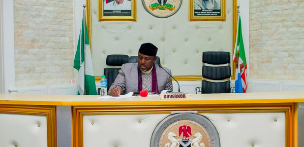 Back to land policy - Imo state govt to provide participating workers with Agric loan.