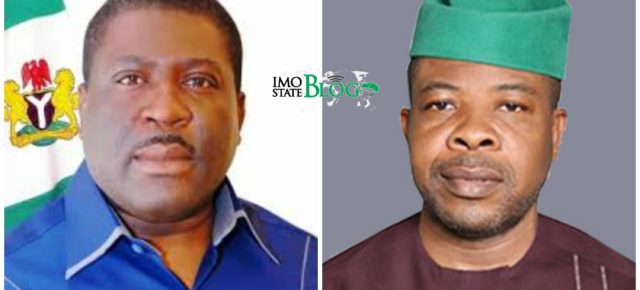 Ihedioha, Madumere: Who do you think should occupy Douglas House in 2019?